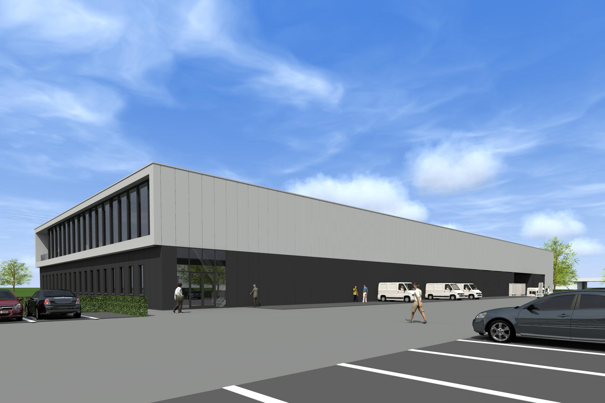Logistiek centrum Dordrecht
