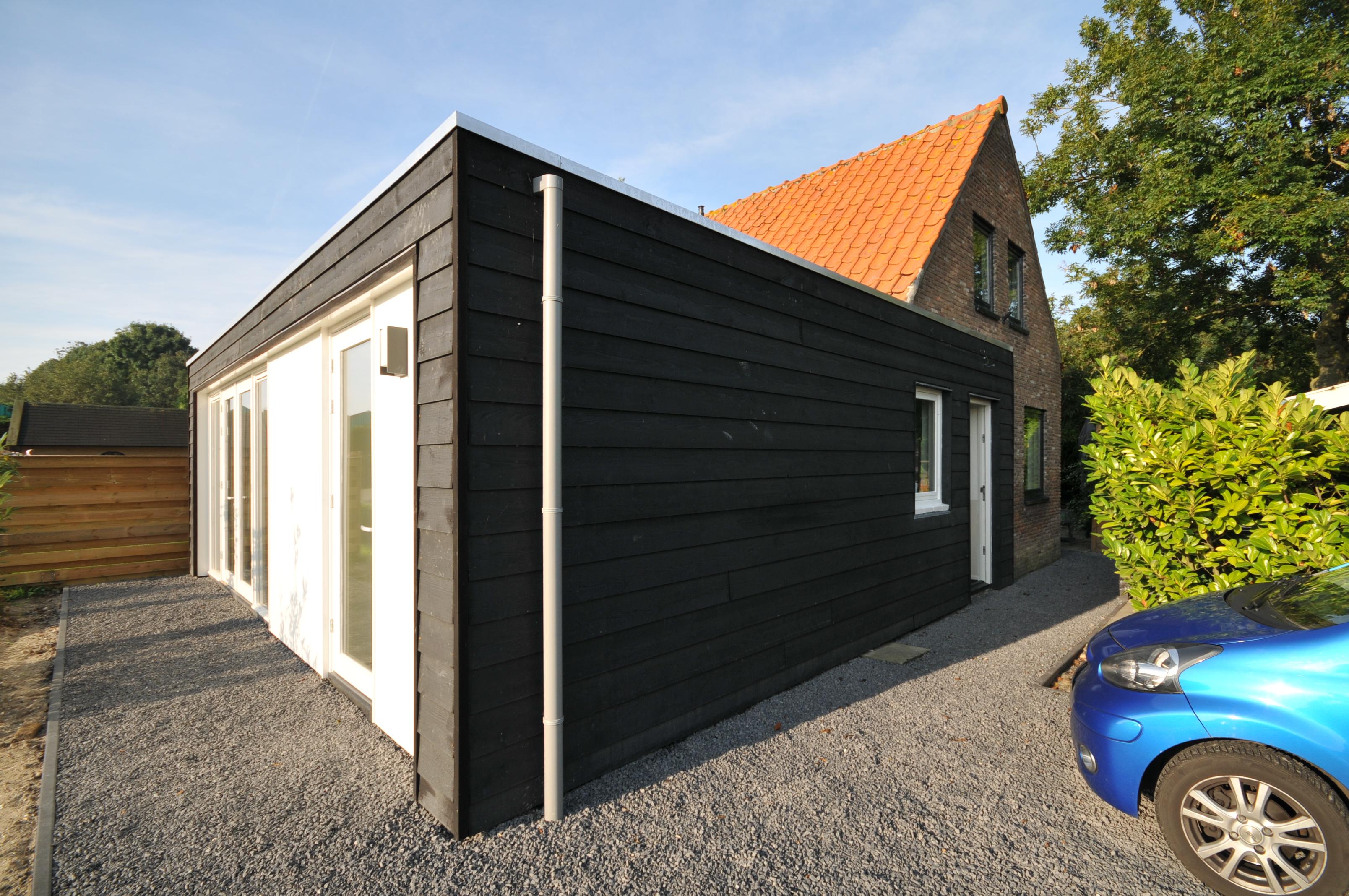 Verbouw woning Heinenoord